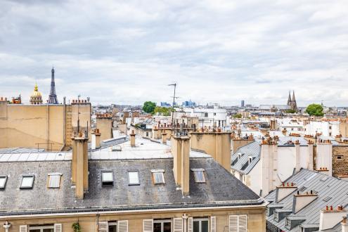 Appartement de luxe à vendre PARIS 7E, 110 m², 3 Chambres, 2290000€