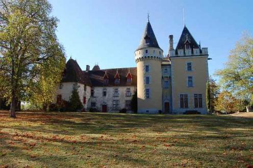 Château / Manoir de luxe à vendre JARNAGES, 500 m², 7 Chambres, 590000€