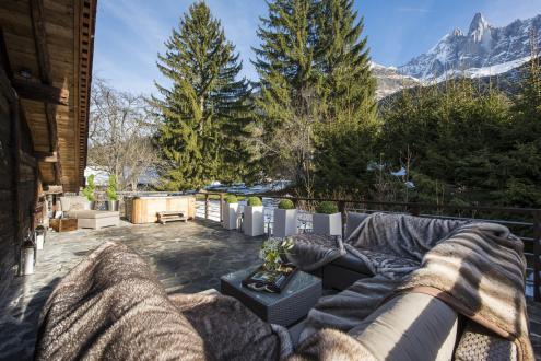 Luxus-Chalet zu vermieten CHAMONIX MONT BLANC, 150 m²,