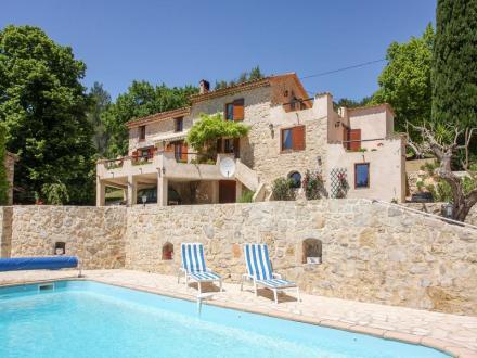 Maison de luxe à vendre SEILLANS, 180 m², 4 Chambres, 645000€