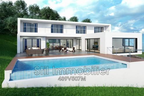 Villa de luxe à vendre LES ISSAMBRES, 285 m², 5 Chambres, 2285000€