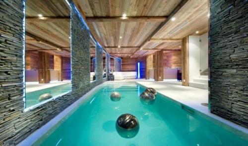 Luxus-Chalet zu vermieten COURCHEVEL, 254 m², 12 Schlafzimmer,