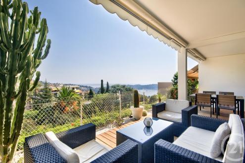 Appartement de luxe à vendre VILLEFRANCHE SUR MER, 84 m², 2 Chambres, 780000€