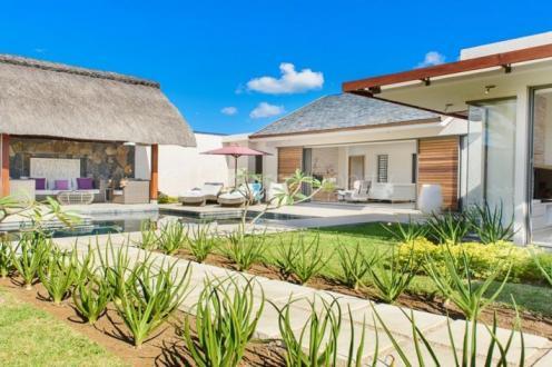 Villa de luxe à vendre Ile Maurice, 301 m², 3 Chambres, 855313€
