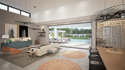 Villa di lusso in vendita Mauritius, 330 m², 4 Camere, 1435897€