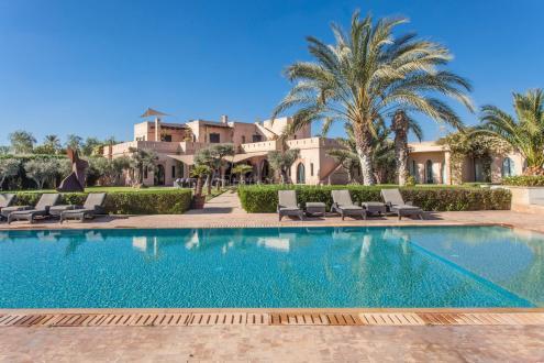 Villa de luxe à vendre MARRAKECH, 1200 m², 10 Chambres, 3200000€