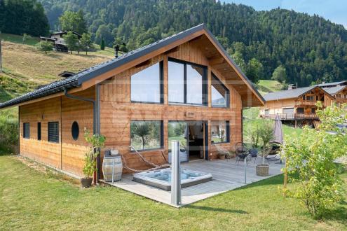 Luxus-Chalet zu verkaufen SAINT NICOLAS LA CHAPELLE, 180 m², 5 Schlafzimmer, 995000€