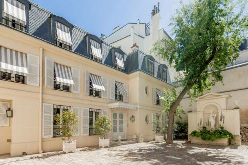Luxus-Haus zu verkaufen PARIS 7E, 152 m², 3 Schlafzimmer, 4900000€