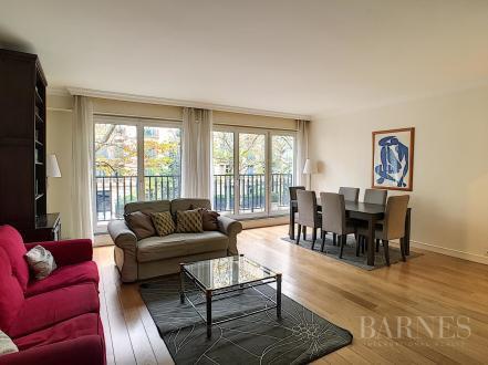 Appartement de luxe à louer PARIS 16E, 118 m², 3 Chambres, 4000€/mois