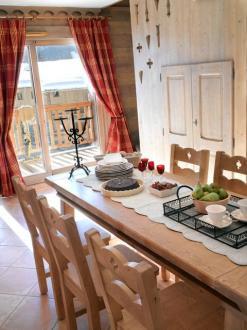 Luxus-Wohnung zu vermieten CHAMPAGNY EN VANOISE, 35 m², 1 Schlafzimmer,