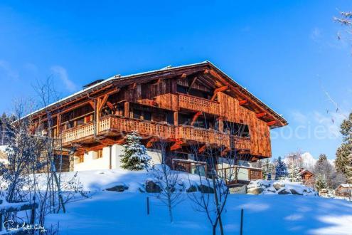 Luxus-Chalet zu verkaufen COMBLOUX, 450 m², 5 Schlafzimmer, 3300000€