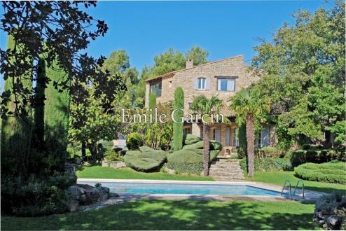 Luxury House for rent BONNIEUX, 380 m², 8 Bedrooms,