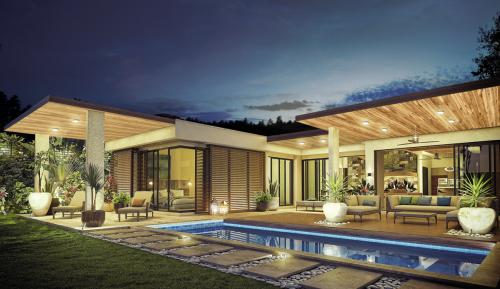 Luxury House for sale Mauritius, 227 m², 4 Bedrooms, € 927 500
