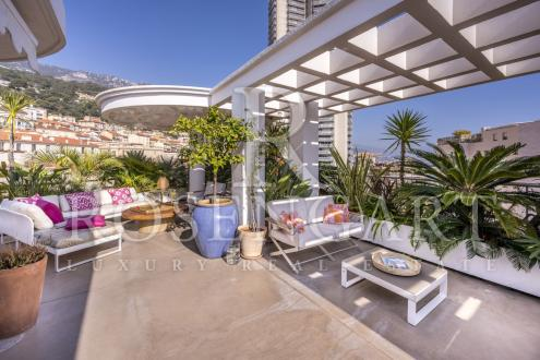 Квартира класса люкс на продажу  Монако, 130 м², 2 Спальни, 10900000€