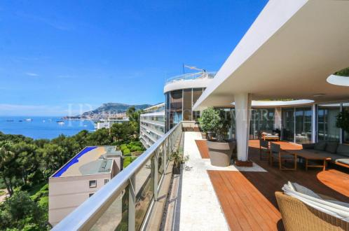 Квартира класса люкс на продажу  Рокбрюн-Кап-Мартен, 226 м², 4 Спальни, 4200000€