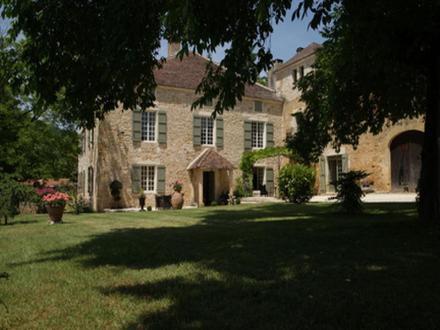 Maison de luxe à vendre PUY L'EVEQUE, 740 m², 4 Chambres, 1395000€