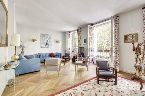 Appartement de luxe à vendre PARIS 7E, 214 m², 4 Chambres, 3100000€