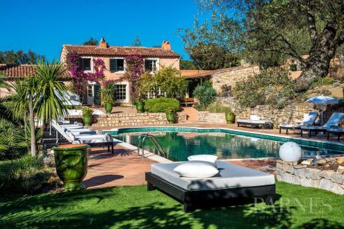 Luxus-Haus zu vermieten SAINT TROPEZ, 471 m², 6 Schlafzimmer,