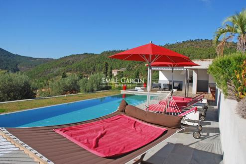 Luxury House for rent THEOULE SUR MER, 400 m², 6 Bedrooms,