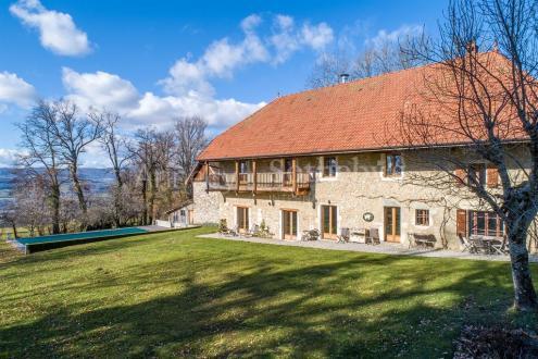 Luxury Farm for sale CHAINAZ LES FRASSES, 350 m², 6 Bedrooms, €1090000