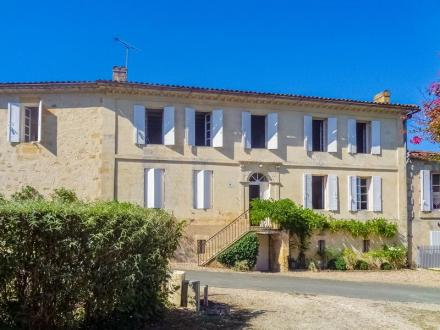 Luxury House for sale SAINT EMILION, 230 m², 4 Bedrooms, € 575 000