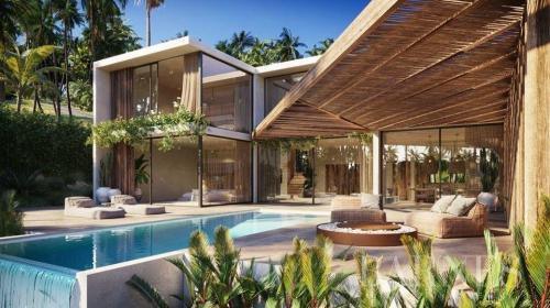 Вилла класса люкс на продажу  Тайланд, 375 м², 3 Спальни, 16000000€