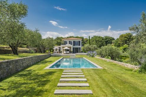 Maison de luxe à louer VALBONNE, 460 m², 4 Chambres,