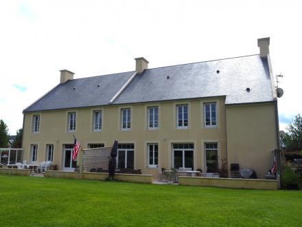 Luxus-Haus zu verkaufen PORT EN BESSIN HUPPAIN, 518 m², 9 Schlafzimmer, 924000€