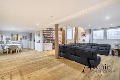 Appartement de luxe à vendre LYON, 196 m², 1100000€
