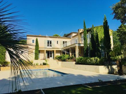 Villa de luxe à vendre LA GARDE FREINET, 250 m², 4 Chambres, 1050000€