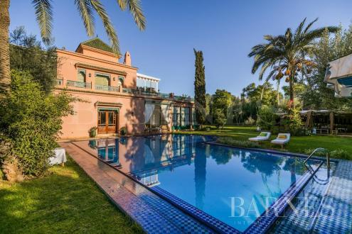 Luxe Huis te koop MARRAKECH, 550 m², 4 Slaapkamers, 1400000€