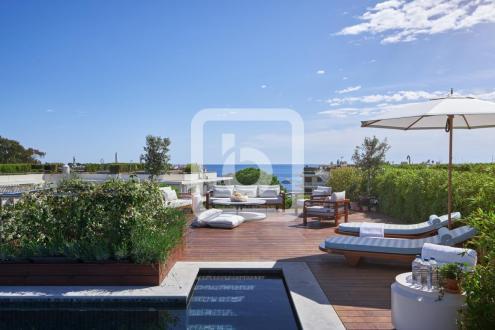 Luxus-Wohnung zu verkaufen CAP D'ANTIBES, 182 m², 4 Schlafzimmer, 5950000€