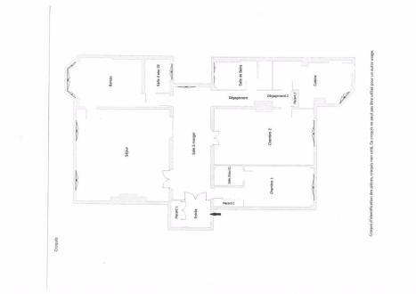 Appartement de luxe à vendre PARIS 8E, 173 m², 2 Chambres, 2625000€
