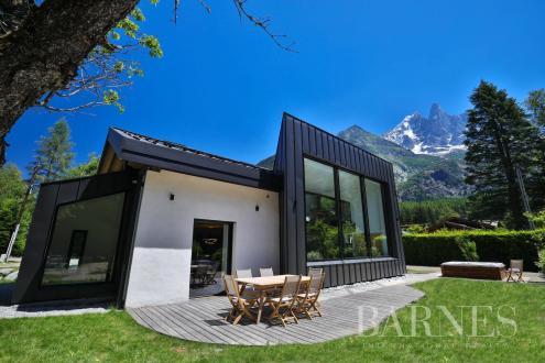 Chalet de luxe à vendre CHAMONIX MONT BLANC, 269 m², 4 Chambres, 2950000€