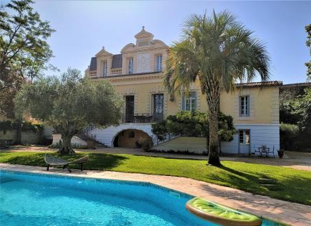 Château / Manoir de luxe à vendre MONTPELLIER, 800 m², 12 Chambres, 2400000€