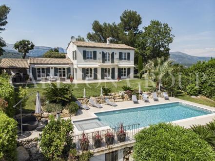 Villa de luxe à vendre OPIO, 260 m², 6 Chambres, 2250000€