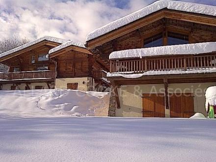 Luxus-Chalet zu verkaufen COMBLOUX, 271 m², 8 Schlafzimmer, 2590000€