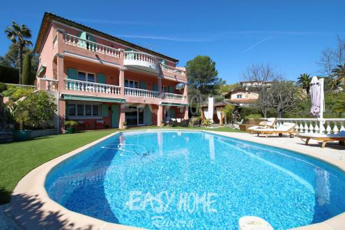 Villa de luxe à vendre MOUGINS, 340 m², 5 Chambres, 1490000€