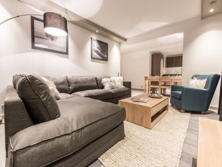 Luxe Appartement te huur COURCHEVEL, 123 m², 4 Slaapkamers,