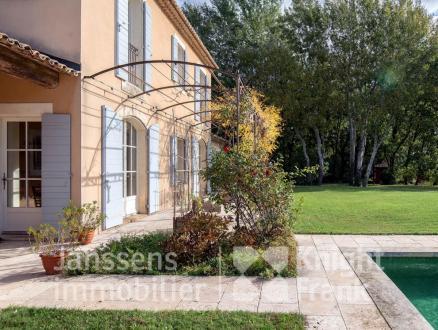 Luxus-Villa zu verkaufen SAINT REMY DE PROVENCE, 210 m², 4 Schlafzimmer, 1590000€