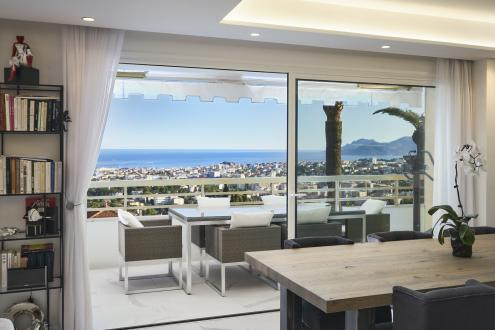 Appartement de luxe à vendre LE CANNET, 149 m², 4 Chambres, 1690000€