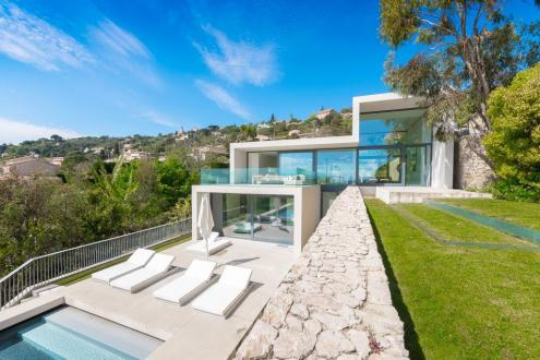 Luxury House for rent LE GOLFE JUAN, 220 m², 4 Bedrooms,