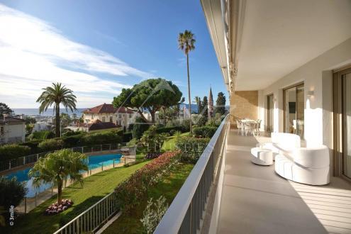 Luxus-Wohnung zu verkaufen CANNES, 99 m², 3 Schlafzimmer, 1390000€
