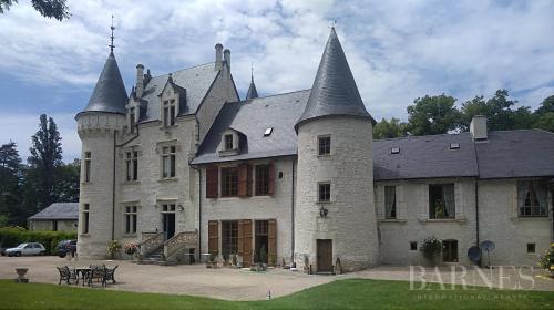 Château / Manoir de luxe à vendre LOUDUN, 500 m², 928000€