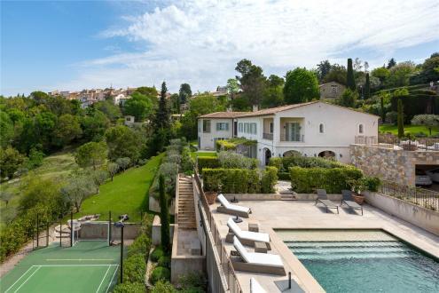 Luxus-Haus zu vermieten MOUGINS, 450 m², 5 Schlafzimmer,