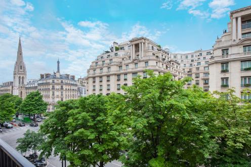 Luxus-Wohnung zu verkaufen PARIS 8E, 80 m², 1 Schlafzimmer, 1795000€