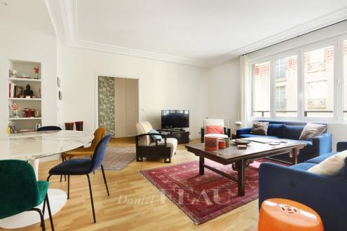 Квартира класса люкс на продажу  Париж 8ой, 93 м², 2 Спальни, 1315000€