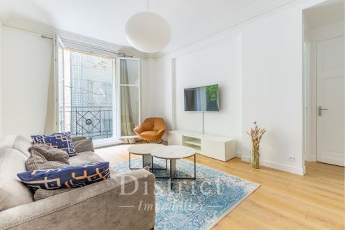 Luxury Apartment for sale PARIS 8E, 56 m², 1 Bedrooms, €1200000