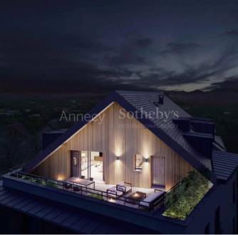 Appartement de luxe à vendre ANNECY LE VIEUX, 88 m², 3 Chambres, 765000€