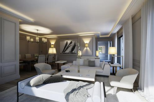 Luxury Apartment for sale ANTIBES, 90 m², 2 Bedrooms, € 1 650 000